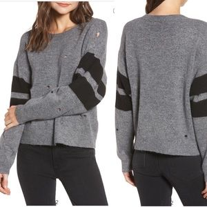 NWT Current Elliott The Yates Sweater Size 2